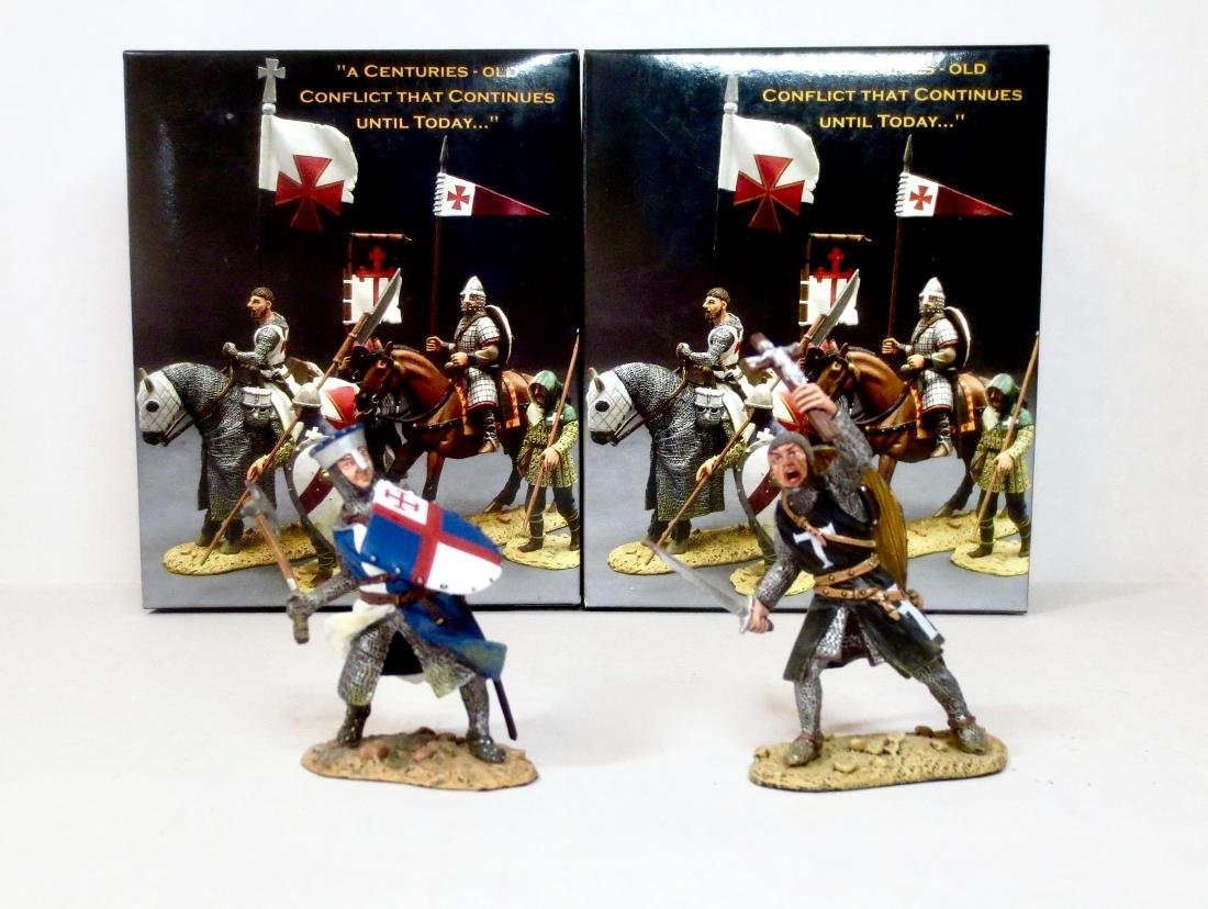 King & Country MK014 and MK003(S)