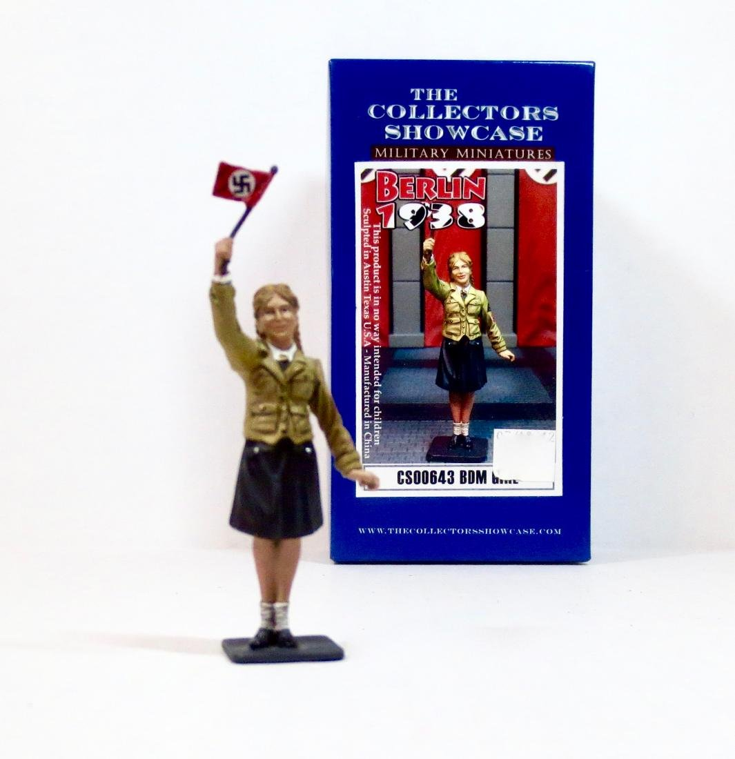 Collectors Showcase CS00643BBM Girl