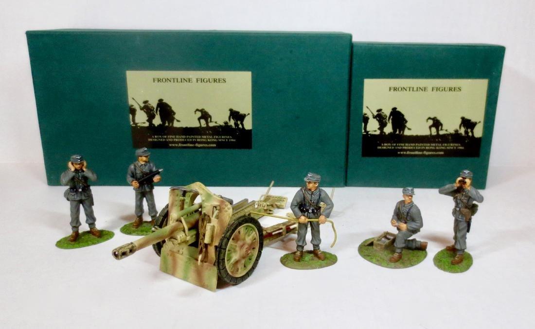 Frontline WGIA.2 WW2 German Artillery