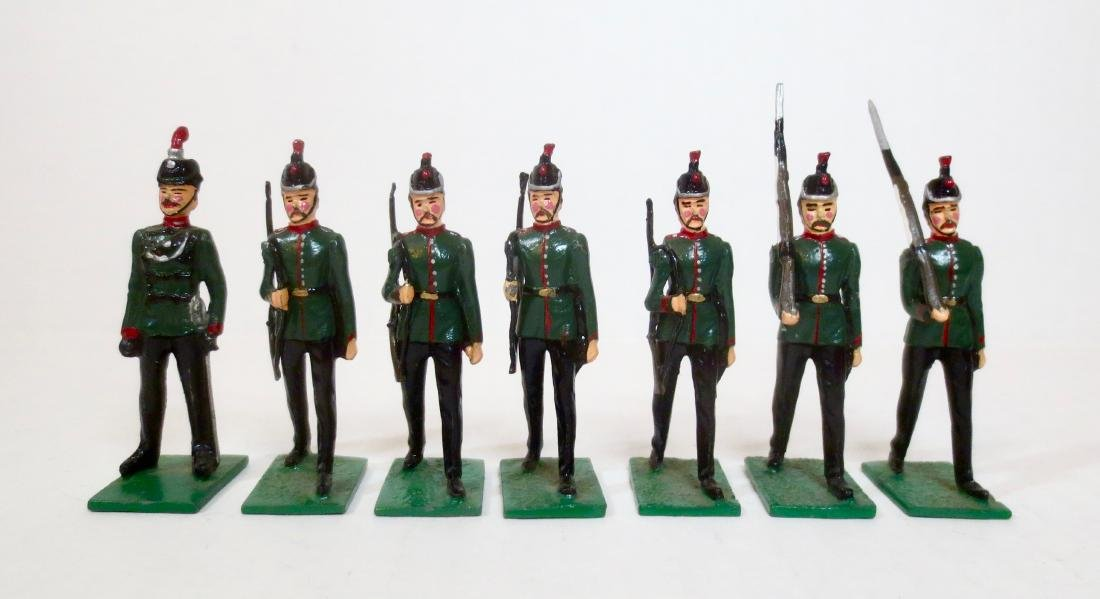 Maker Unknown Prussian Infantry