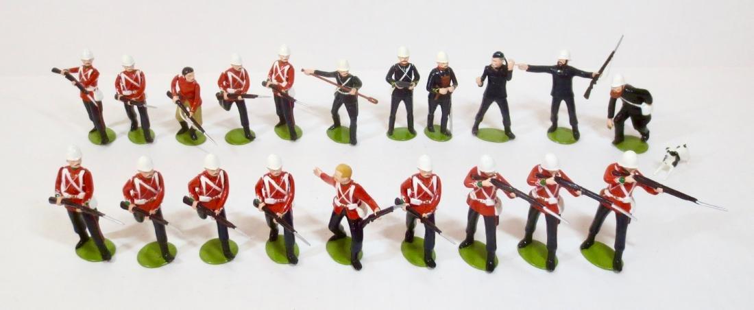 Imperial Zulu War Assorted British Fighters