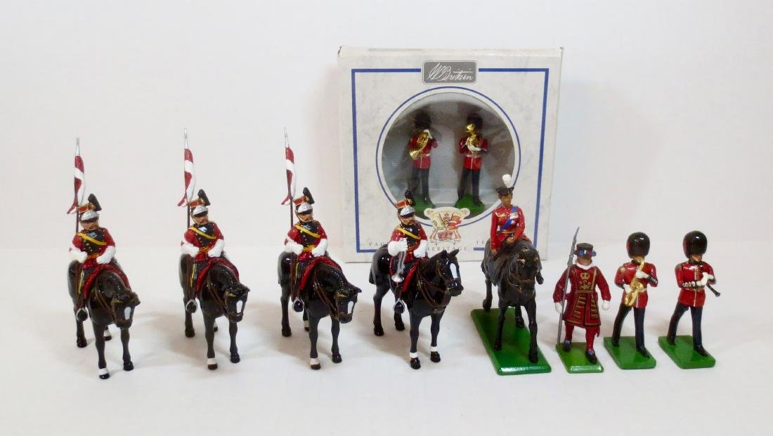 Britains Lancers Guards & Queen Assortment