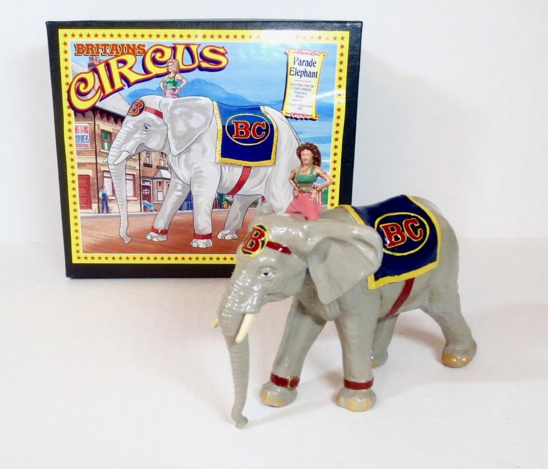 Britains #8676 Circus Parade Elephant