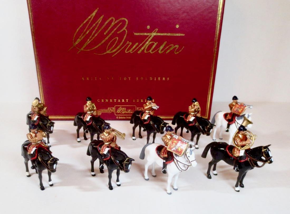 Britains #00074 Mounted Band