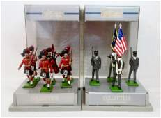 Britains Pageantry Display Cases