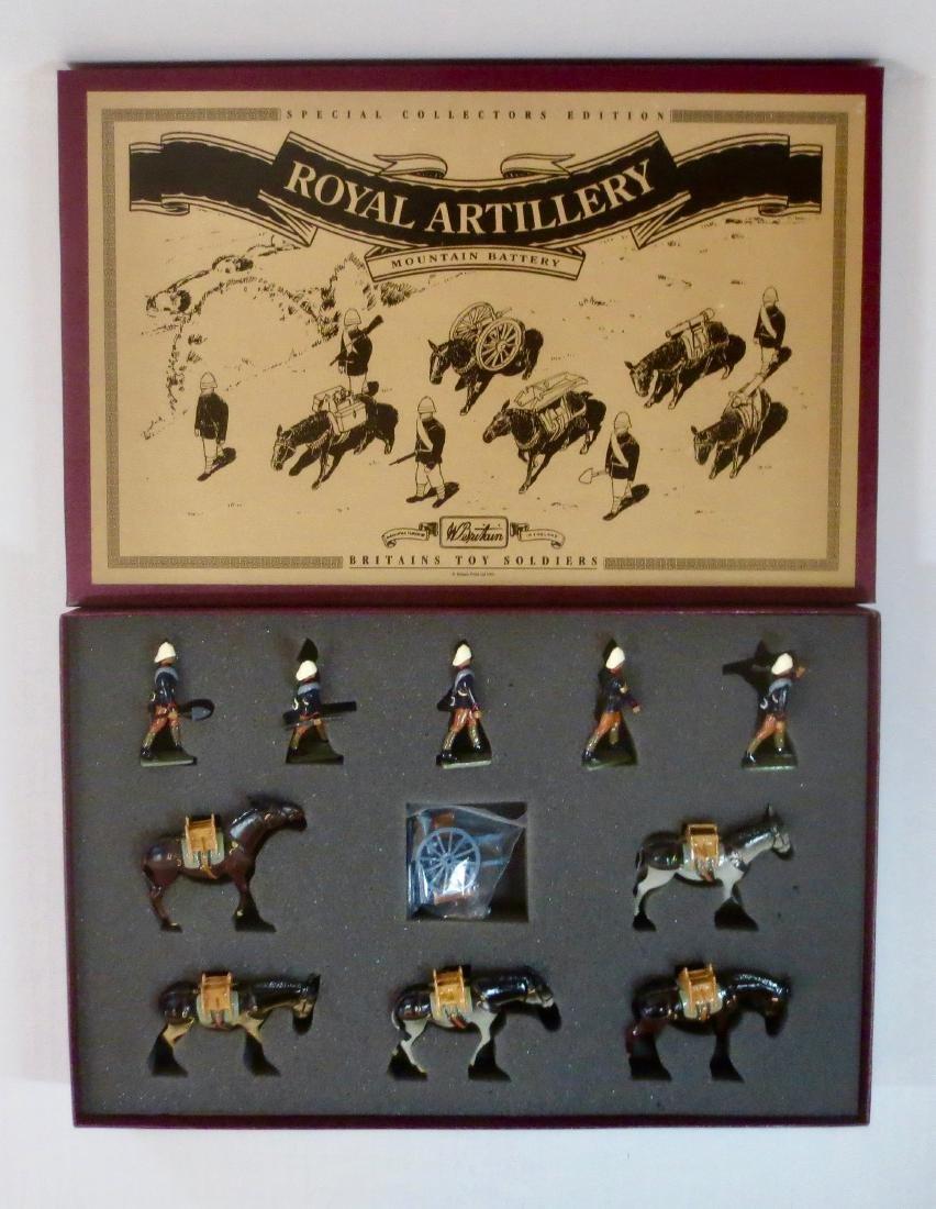 Britains Set #8857 Royal Artillery