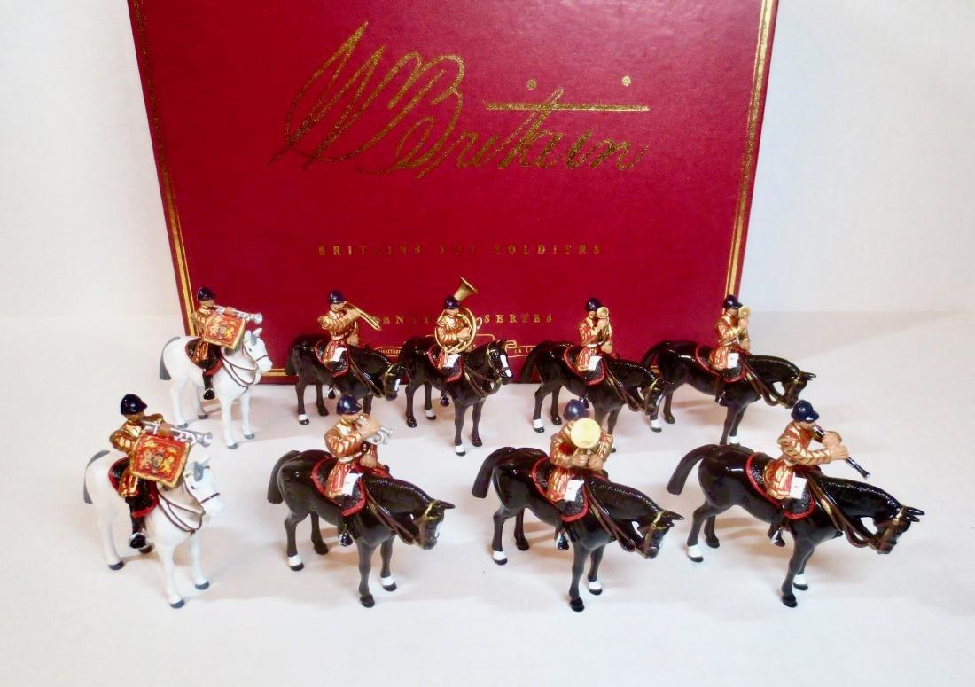 Britains Set #00074 Mounted Band