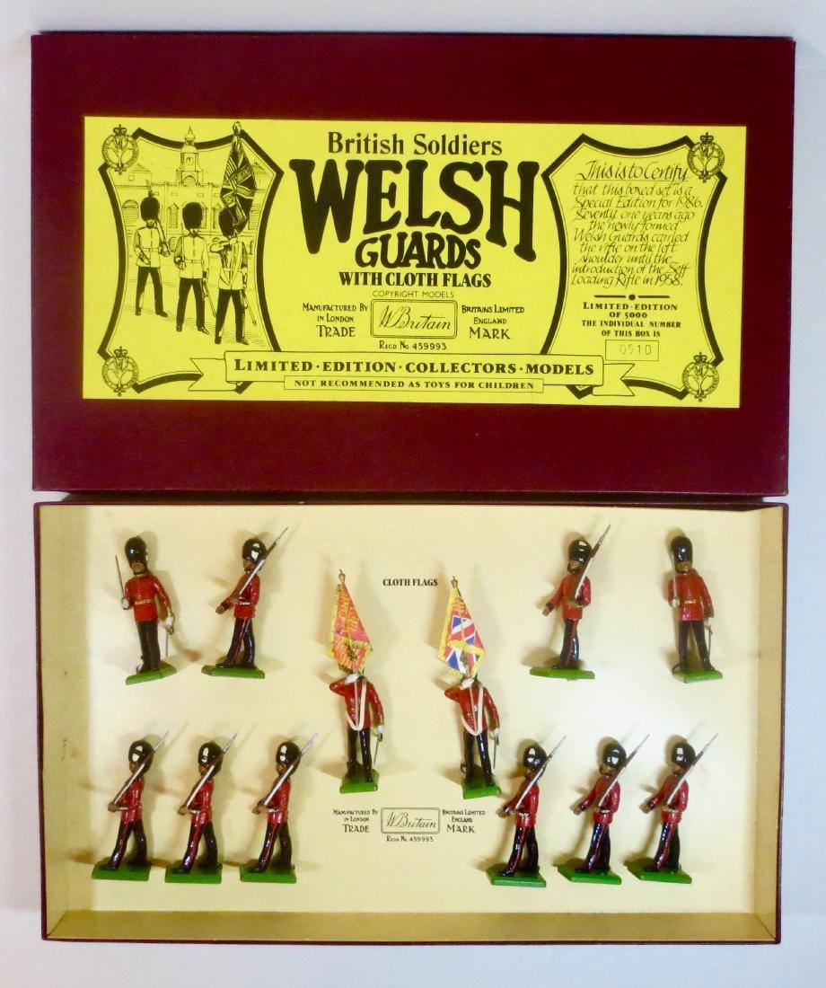 Britains Set #5186 Welsh Guards