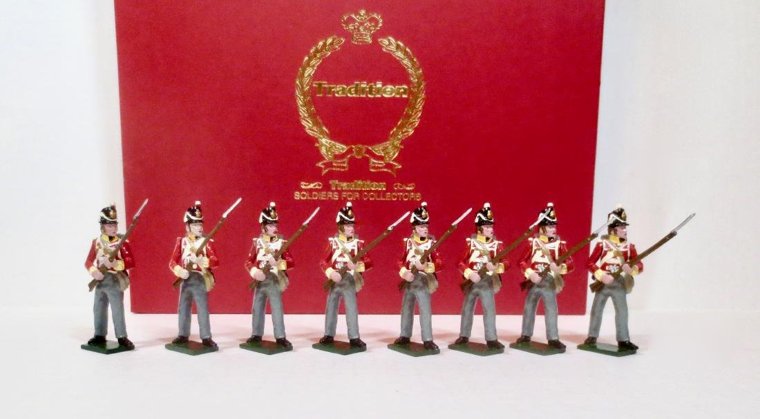Tradition Set #709 British Infantry of the Line