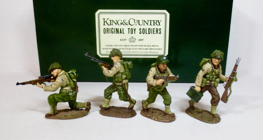 King & Country DD02 US Rangers & 29th Corporal