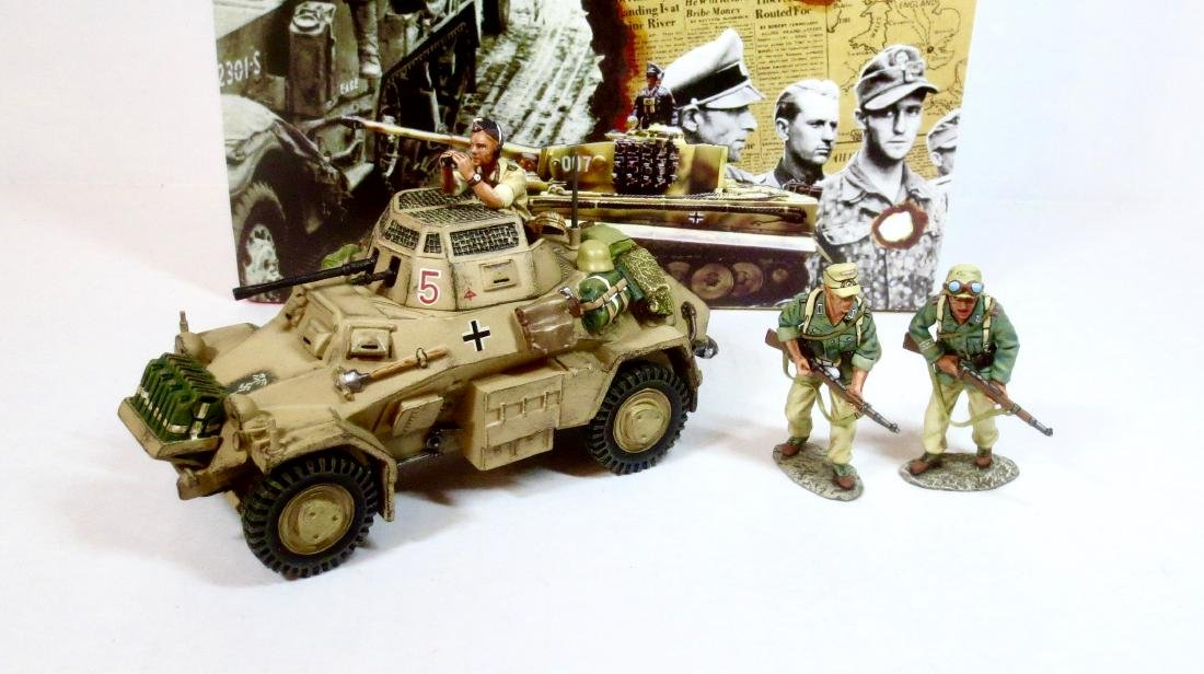 King & Country AK24A German Afrika Korps