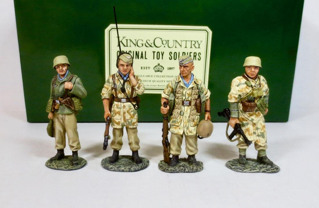 King & Country AK11 German Afrika Korps