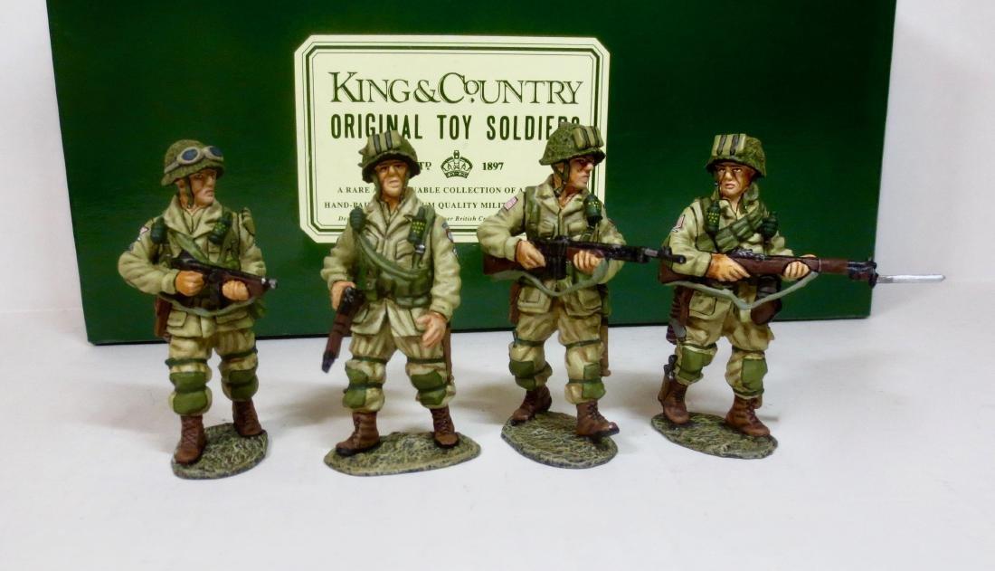 King & Country DD25 Fighting Patrol