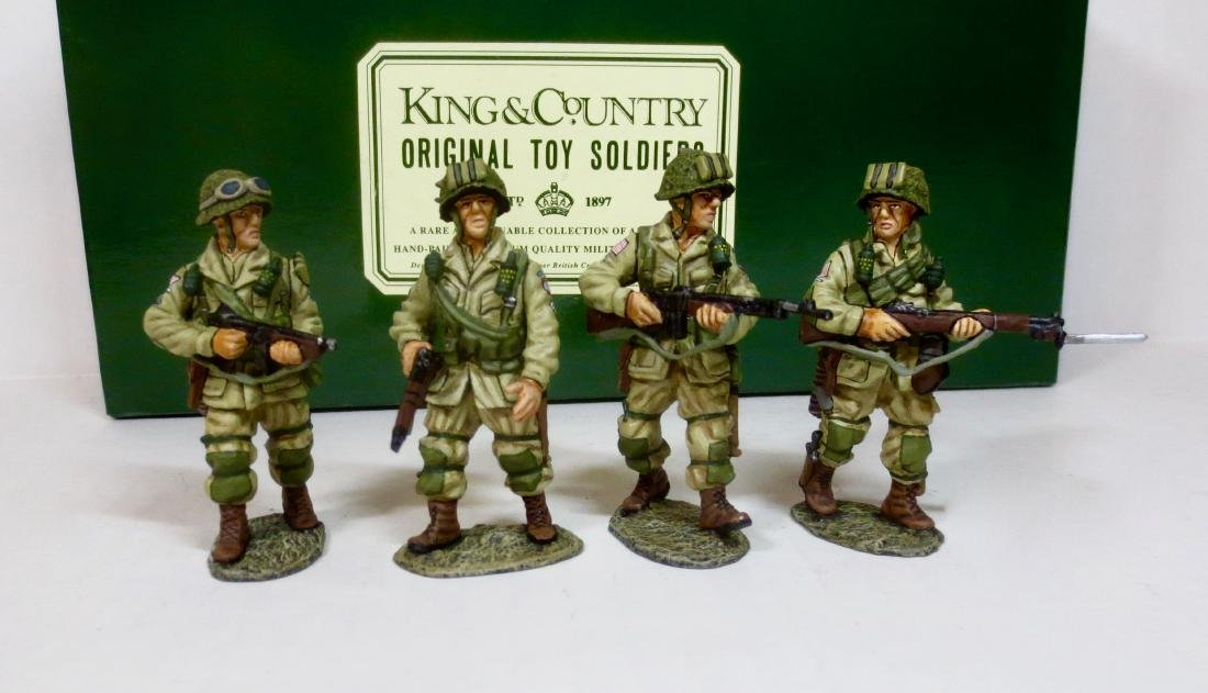 King & Country DD25 Fighting Patrol