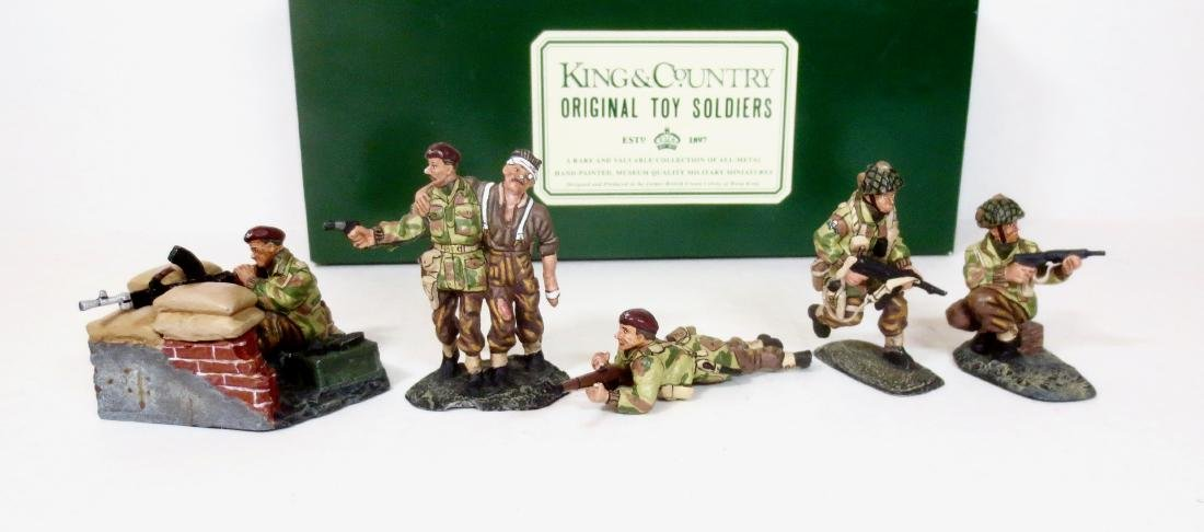 King & Country AN01 Arnhem British Withdrawal