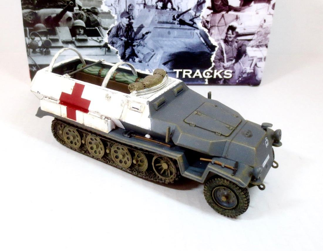 King & Country WH005 ARMOURED AMBULANCE