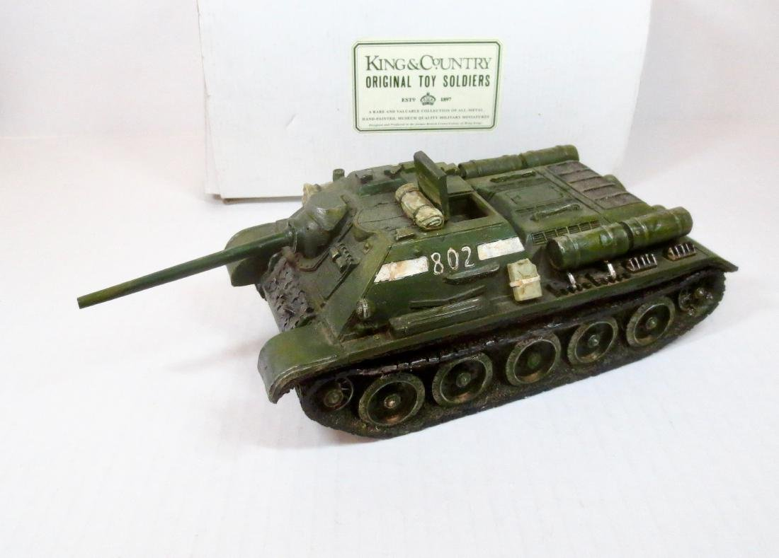 King & Country WS36 Russian Tank