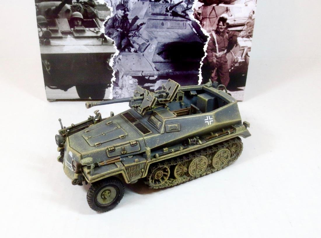 King & Country WH049 PANZERBUSHSE 41