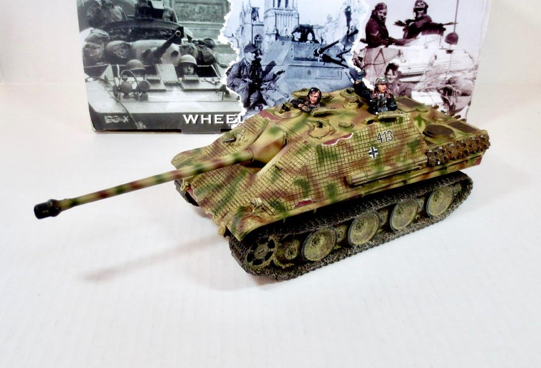 King & Country WS228 JAGDPANTHER AUSF GI