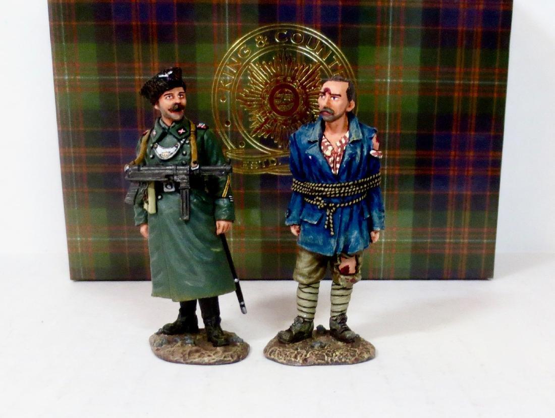 King & Country WS142 Cossack Feldgendarmerie