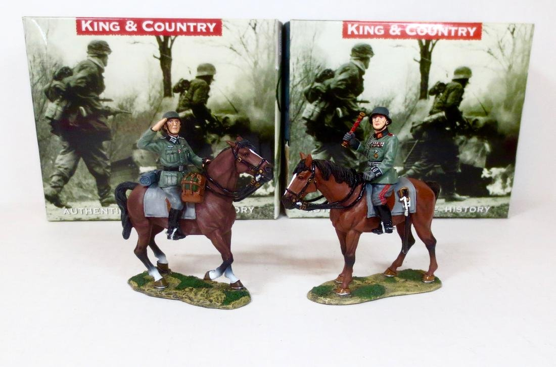 King & Country FOB054 & FOB056
