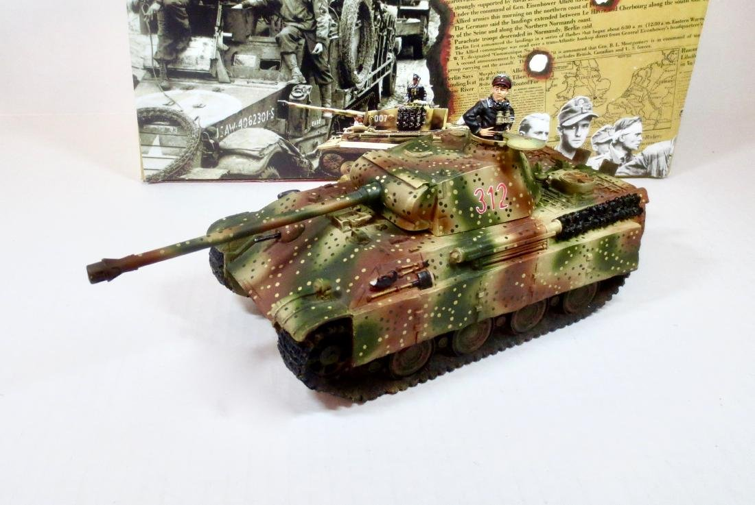 King & Country WS59 Jagdpanther Tank