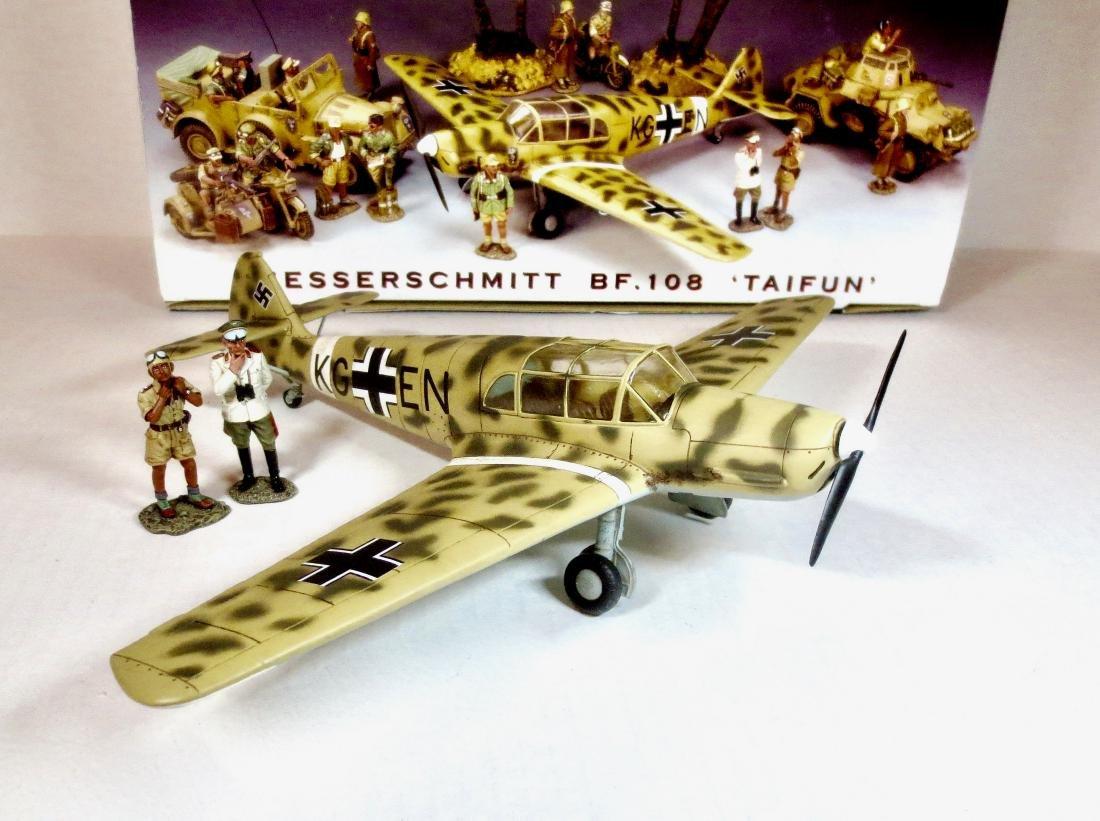King & Country AK058(SL) Rommel's Desert Taxi