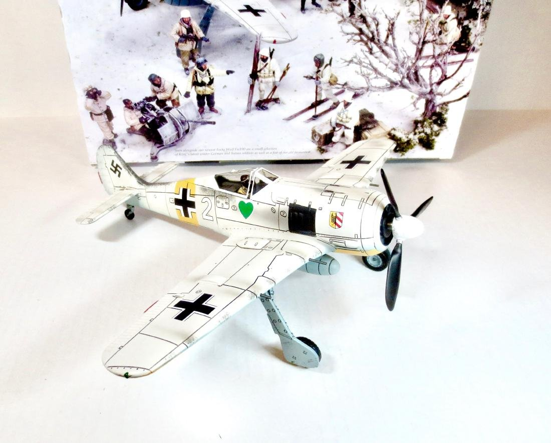 King & Country LW062 Focke-Wulf 190A-4