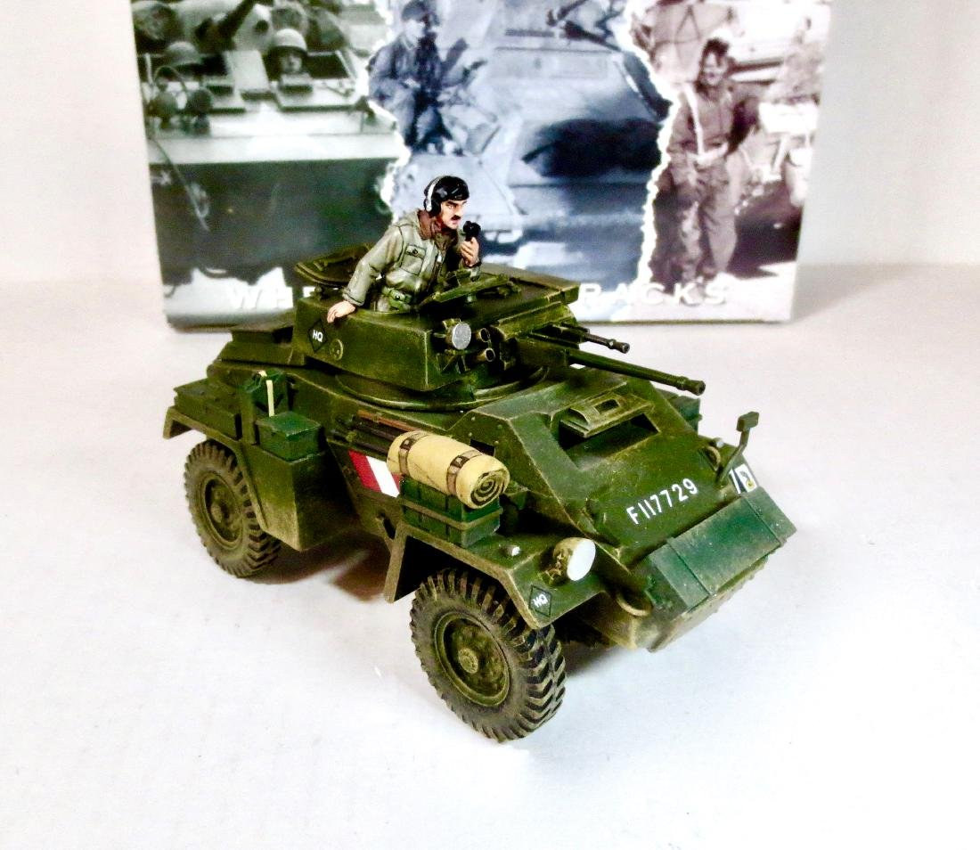 King & Country DD176 Humber Mk.II Armoured Car