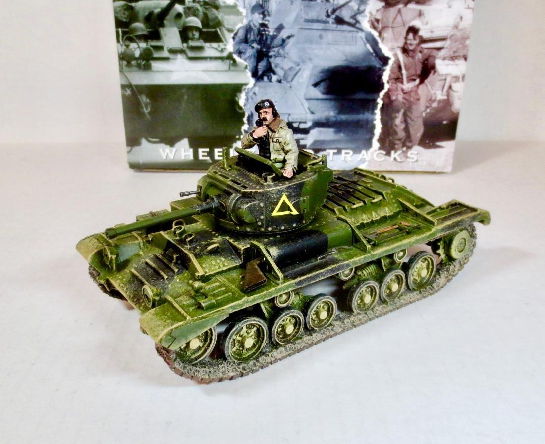 King & Country DD189 Valentine MKIII Tank
