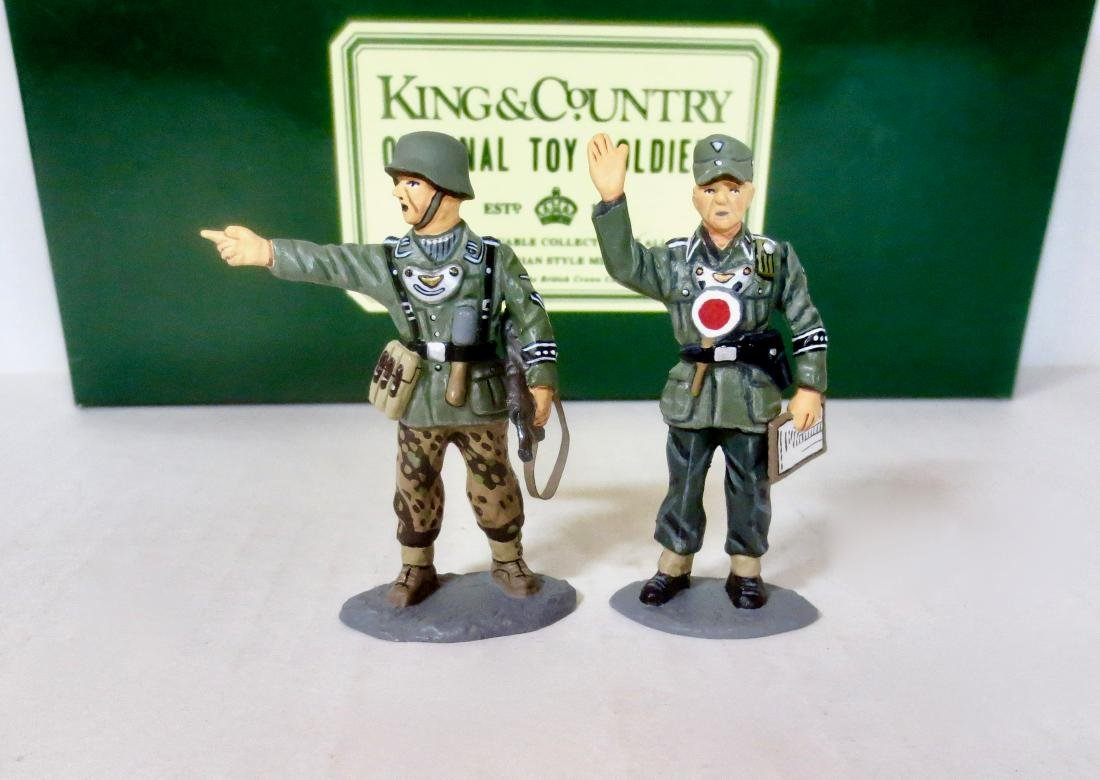 King & Country World War II Figures