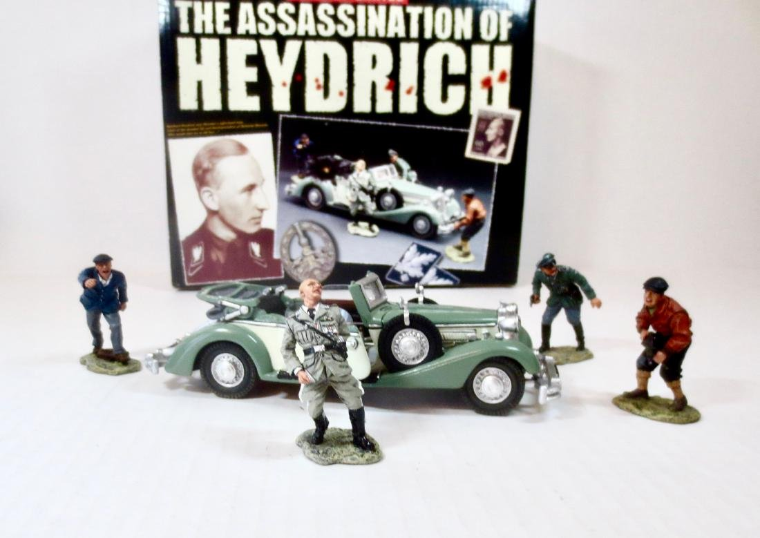 King & Country The Assassination of Heydrich