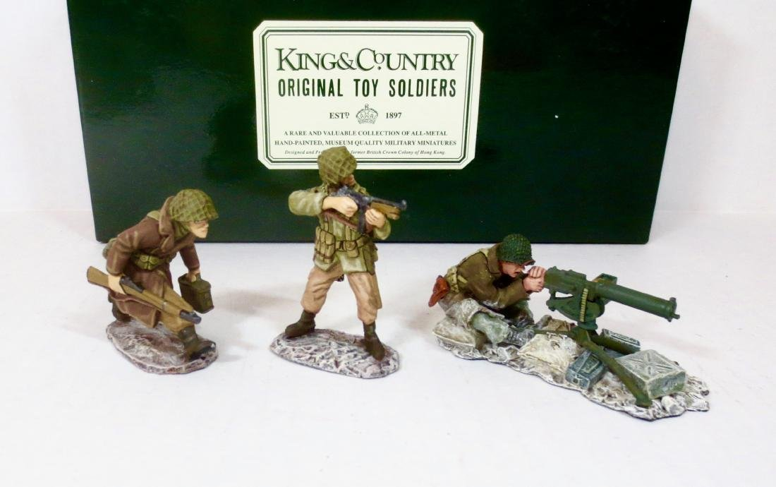King & Country YA02 Battle of The Bulge Yanks