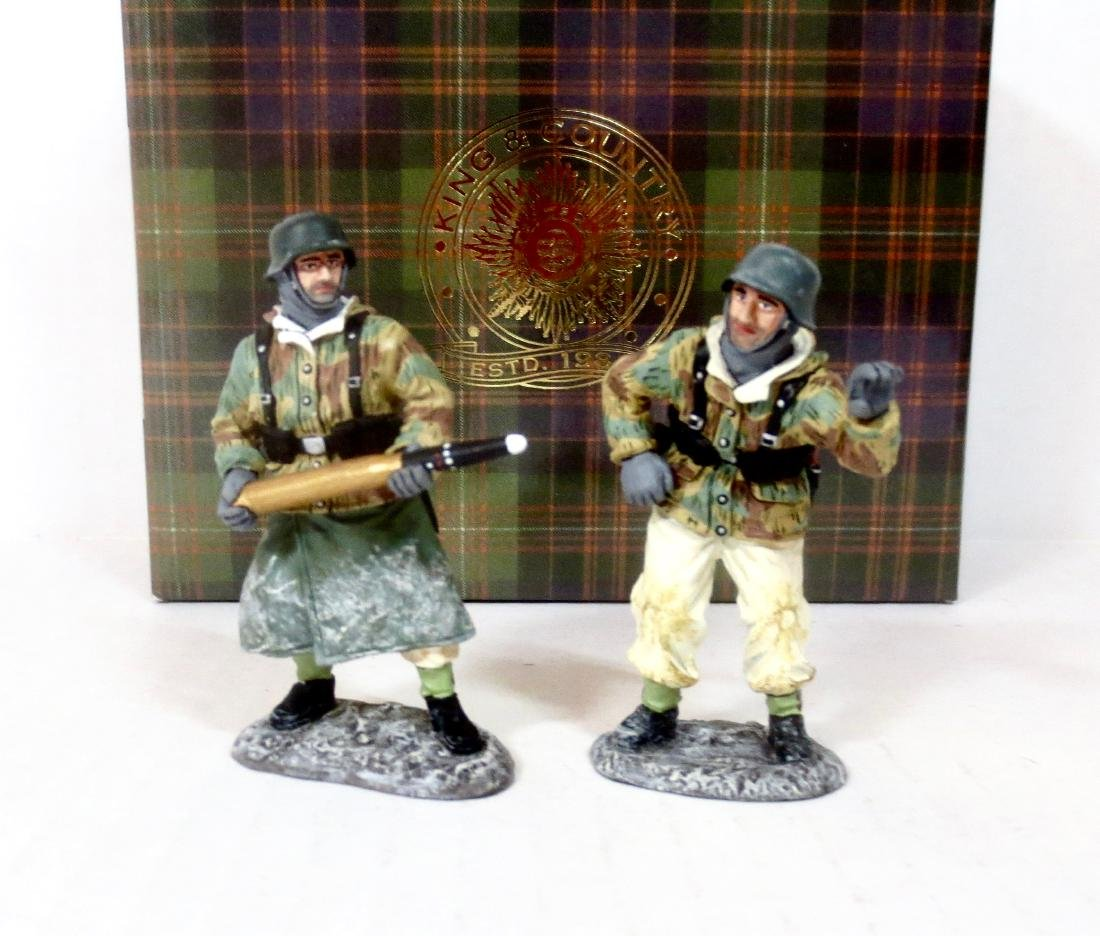 King & Country BBG038 Gun Crew