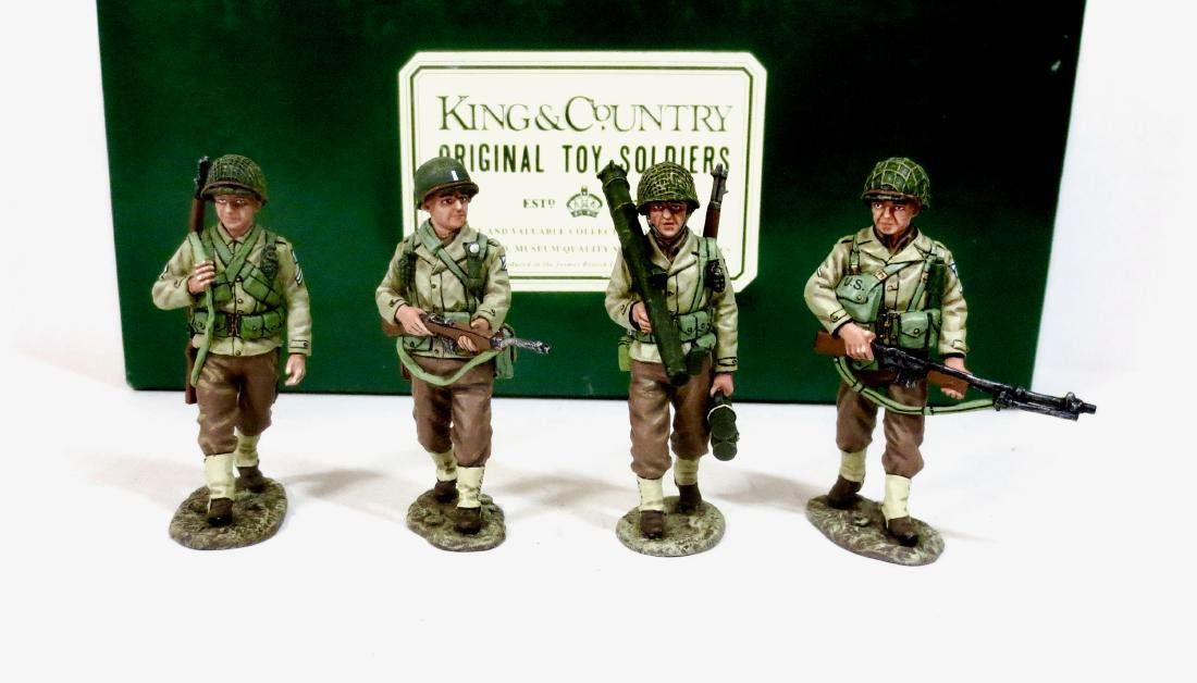 King & Country DD43 Infantry Patrol