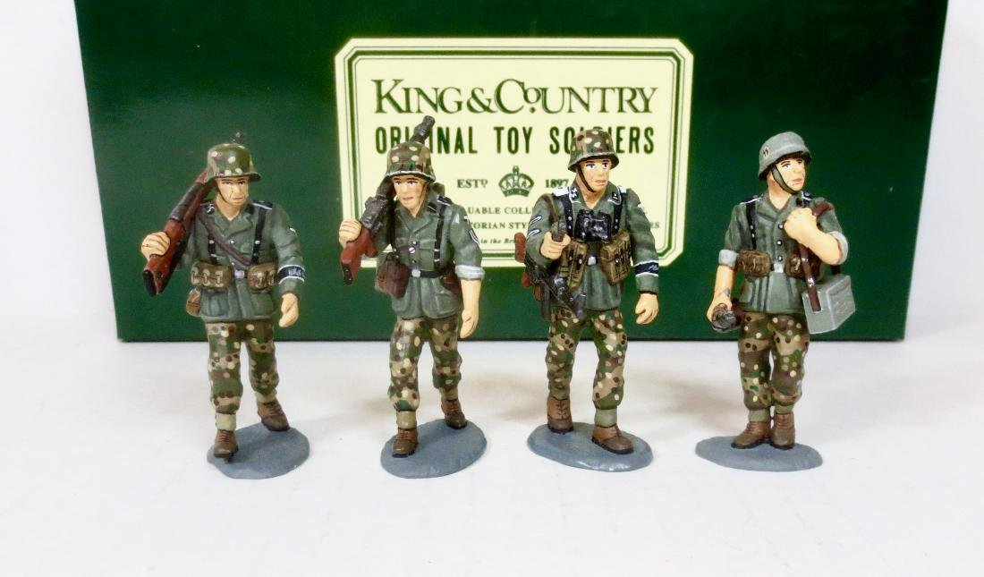 King & Country WS58 German Infantry
