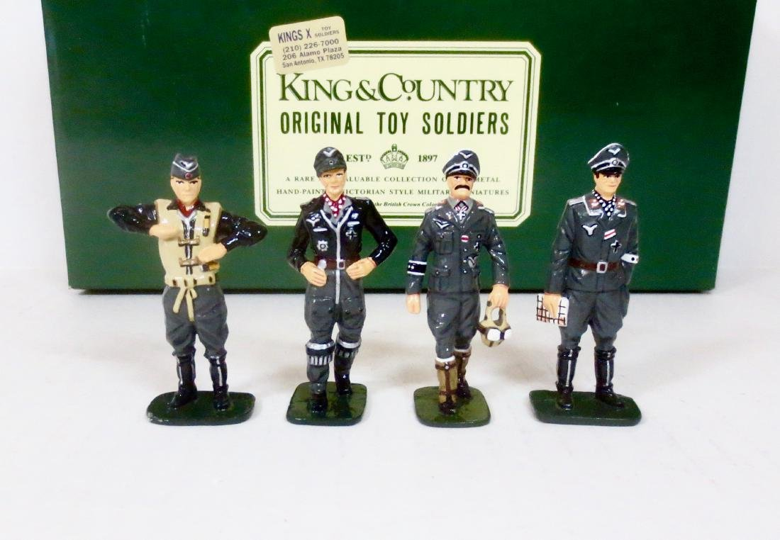 King & Country Luftwaffe Pilots