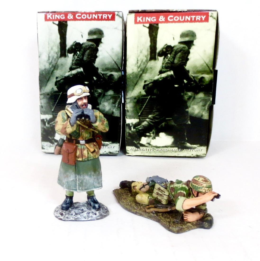 King & Country BBG036 & FJ011