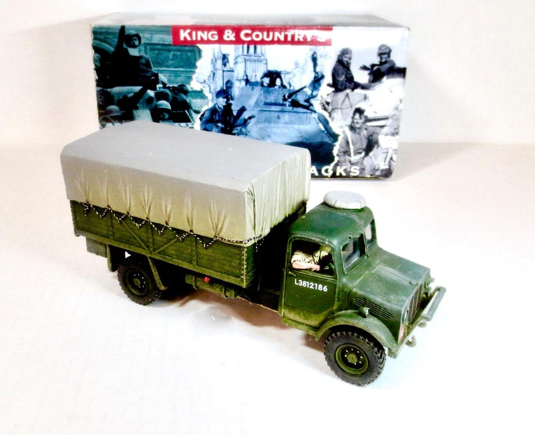 King & Country FOB042 Bedford OYD Truck