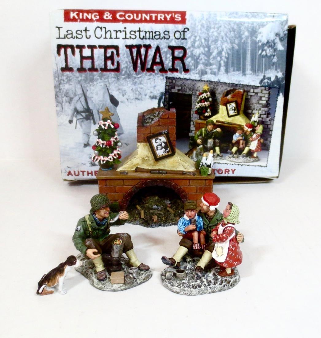King & Country XM008-01 Last Christmas
