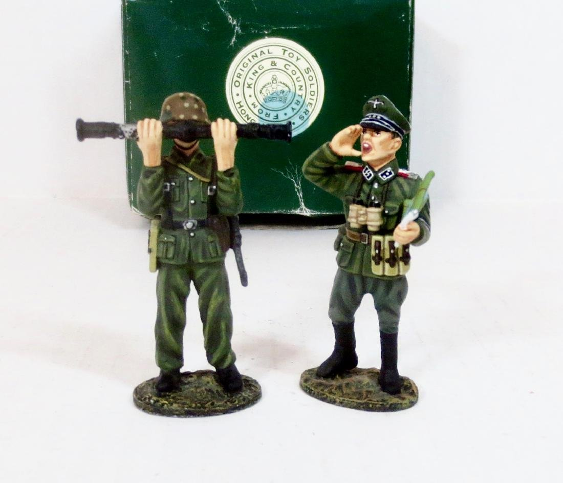 King & Country WS021 Gun Commander And