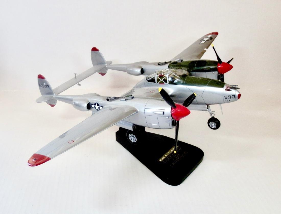 Maker Unknown Lockheed Airplane