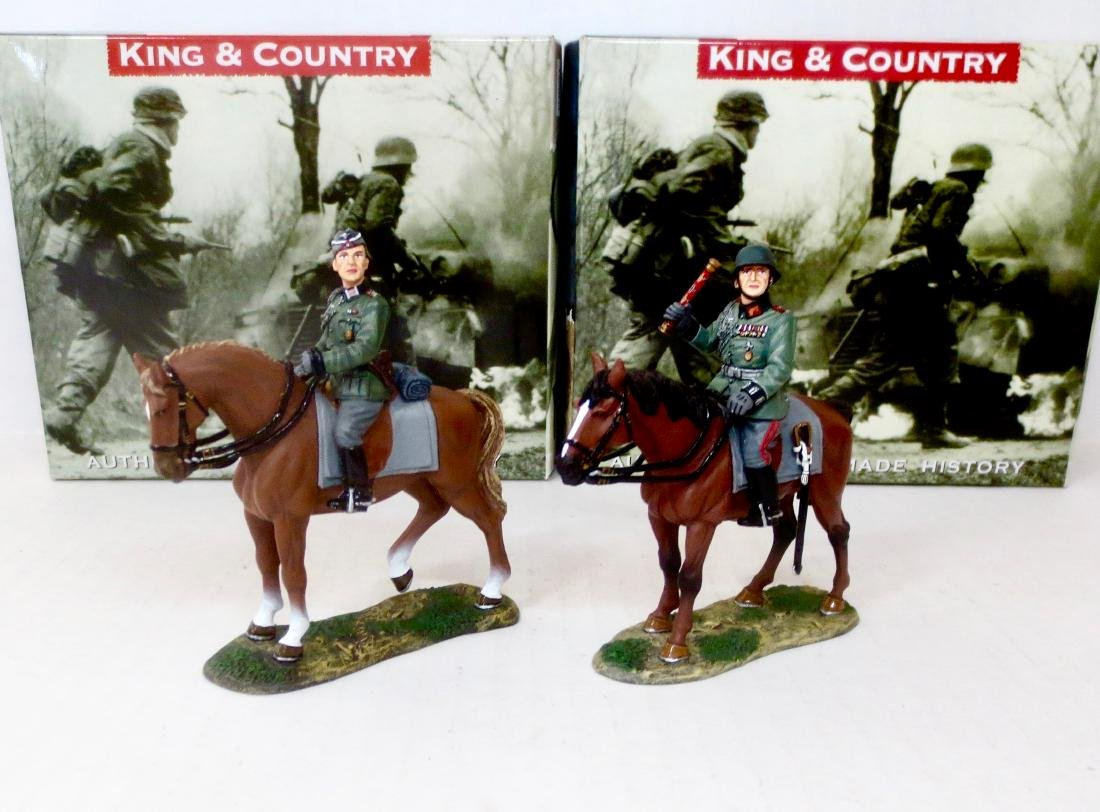 King & Country FOB054 & FOB055