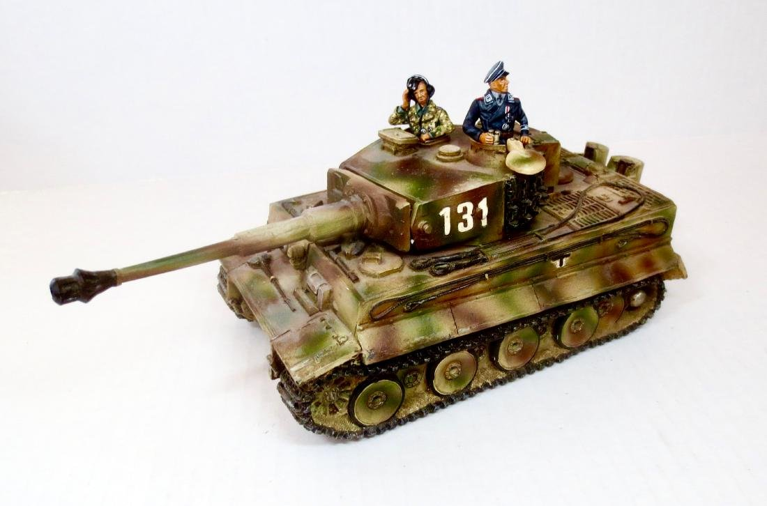 King & Country WS25 Tiger Tank