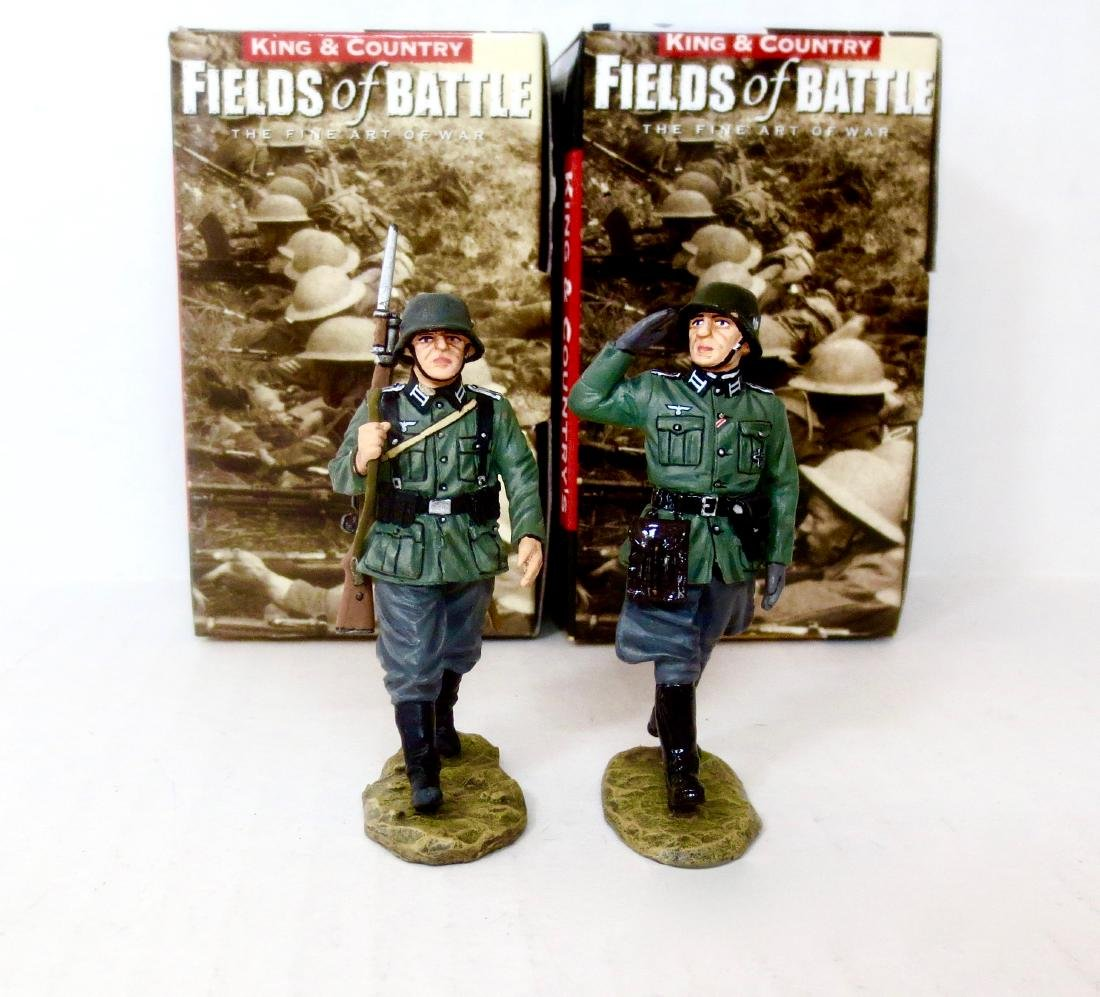 King & Country FOB057 & FOB058