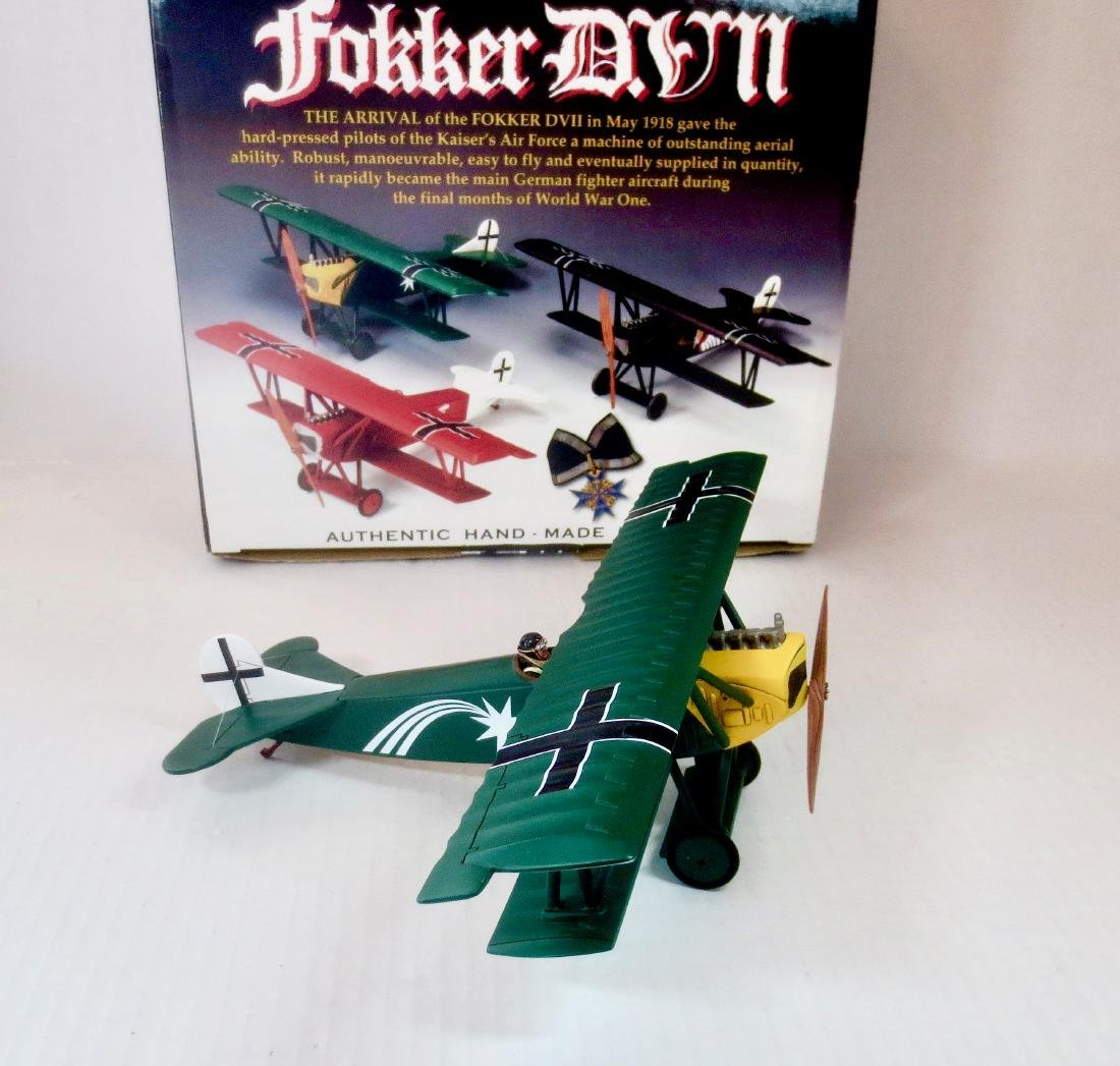 King & Country FW113 Fokker D.VII