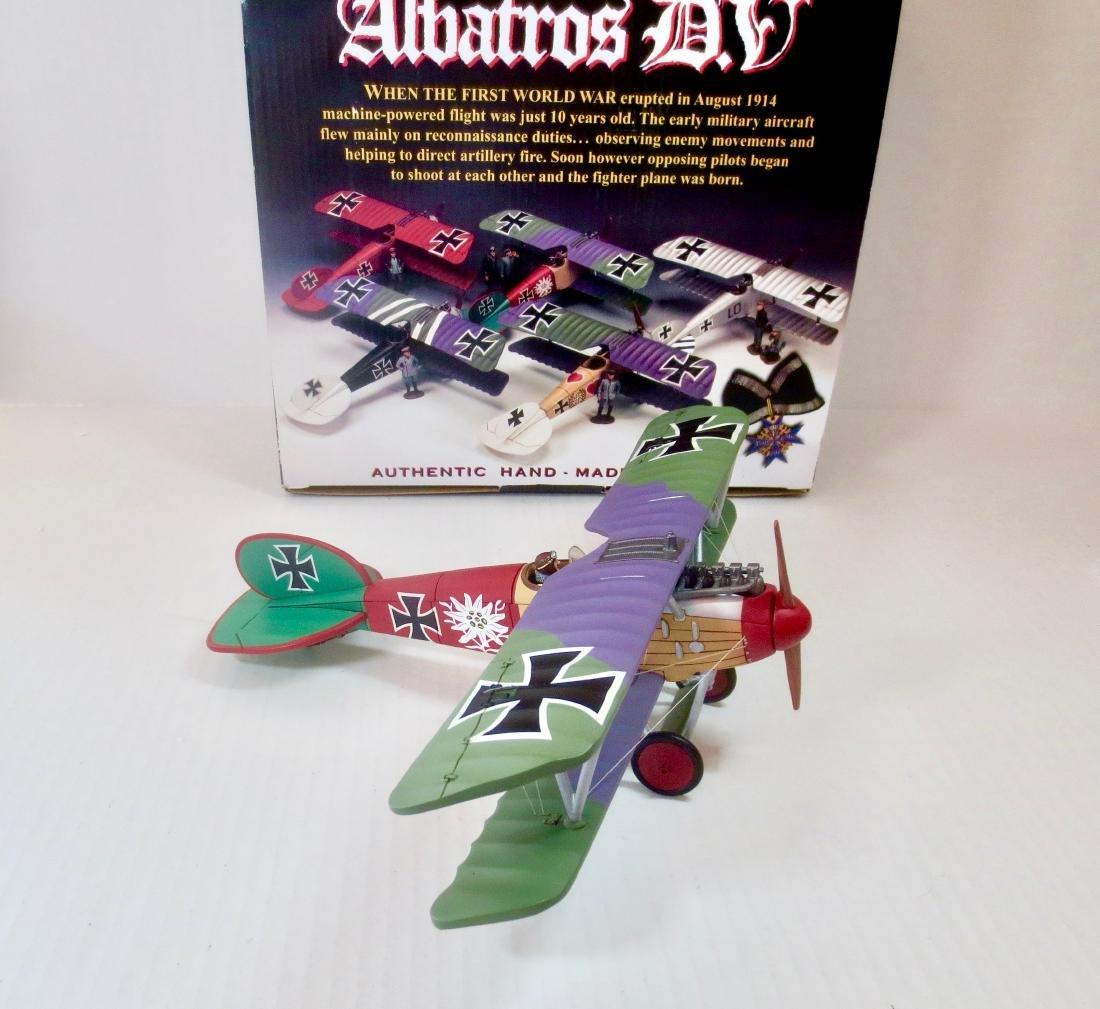 King & Country FW114 Albatros D.V