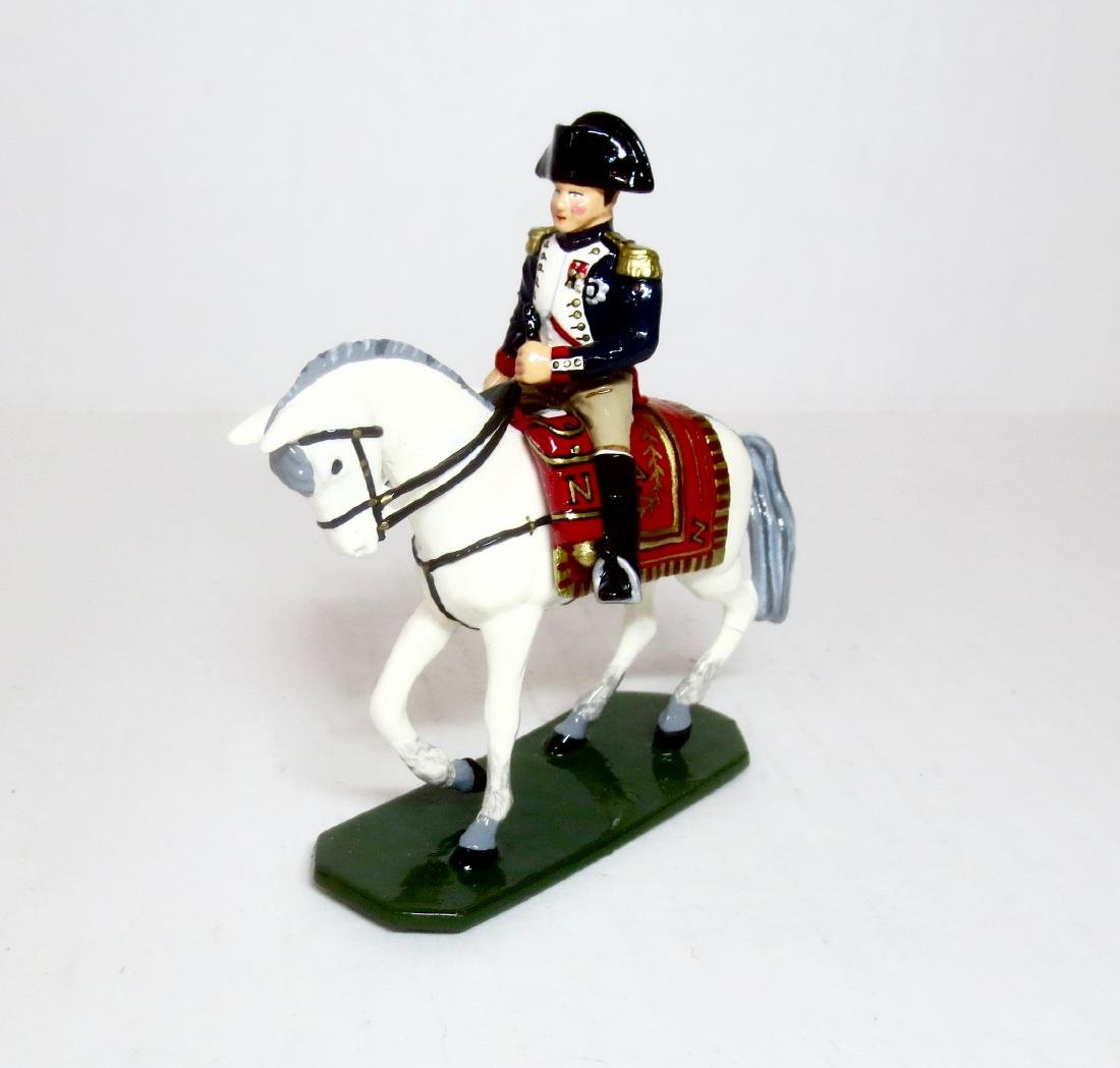 King & Country Napoleon Mounted on Horse