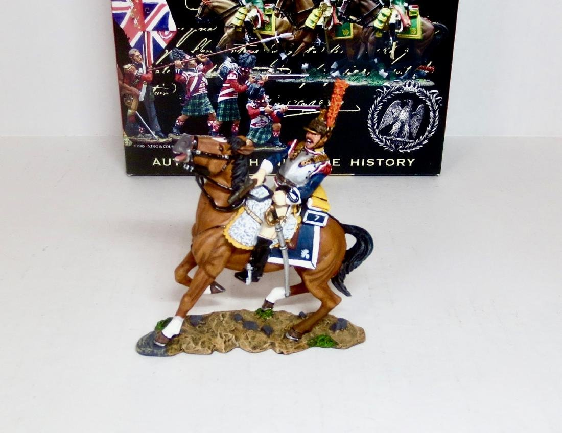 King & Country NA121 Cuirassier Firing Pistol