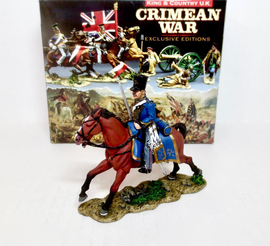 King & Country CRW20 Russian Hussar